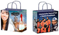 Graphic Design::Media Print| Kennedy Space Center Packaging