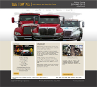 T&K Towing | Light, Medium and Heavy-Duty Towing